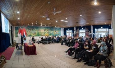 Diaspora di Belanda Gagas FGD untuk Atasi Banjir di Indonesia